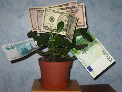 Заработок денег
